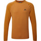 Mountain Equipment M's Redline LS Tee Pumpkin Spice